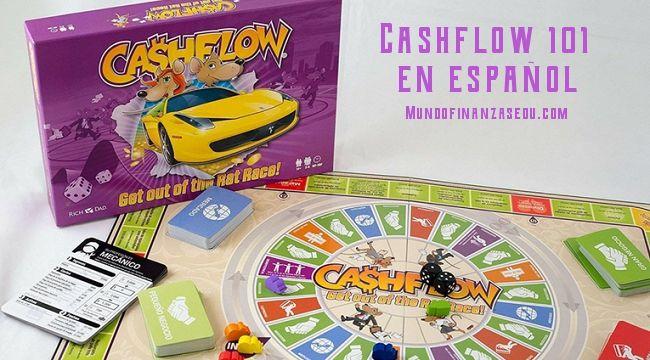Cash Flow 101 el juego de mesa en español de Kiyosaki
