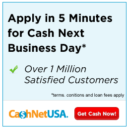 Préstamos de CashNetUSA